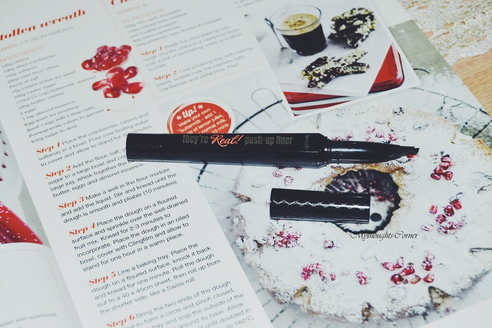 06a258be632 Is it Worth The Hype? Benefit They're Real Push-Up Liner Review - My ...