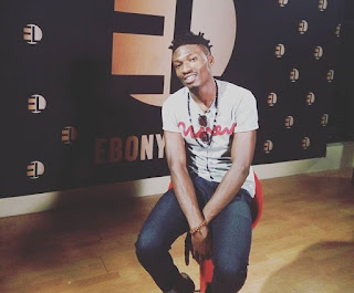 Efe visits Peter okoye at his banana island home