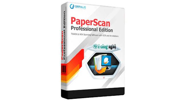 تنزيل برنامج المسح الضوئى Orpalis PaperScan كامل مع الكراك