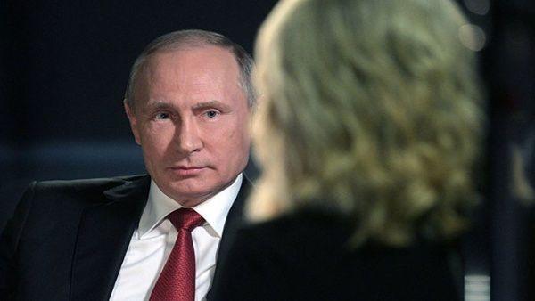 Putin: EE.UU. interviene constantemente en los asuntos internos de Rusia