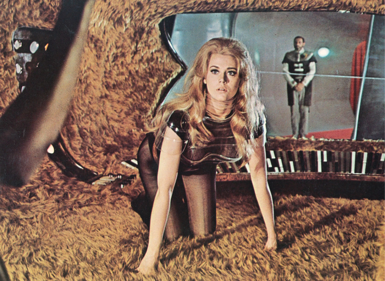 A Vintage Nerd, Vintage Blog, Retro Lifestyle Blog, Classic Film to be Thankful for, To Sir with Love, Barbarella