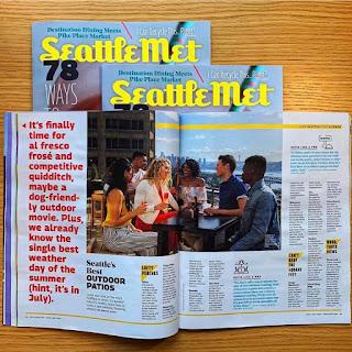 Asta Wylie in Seattle Met Magazine