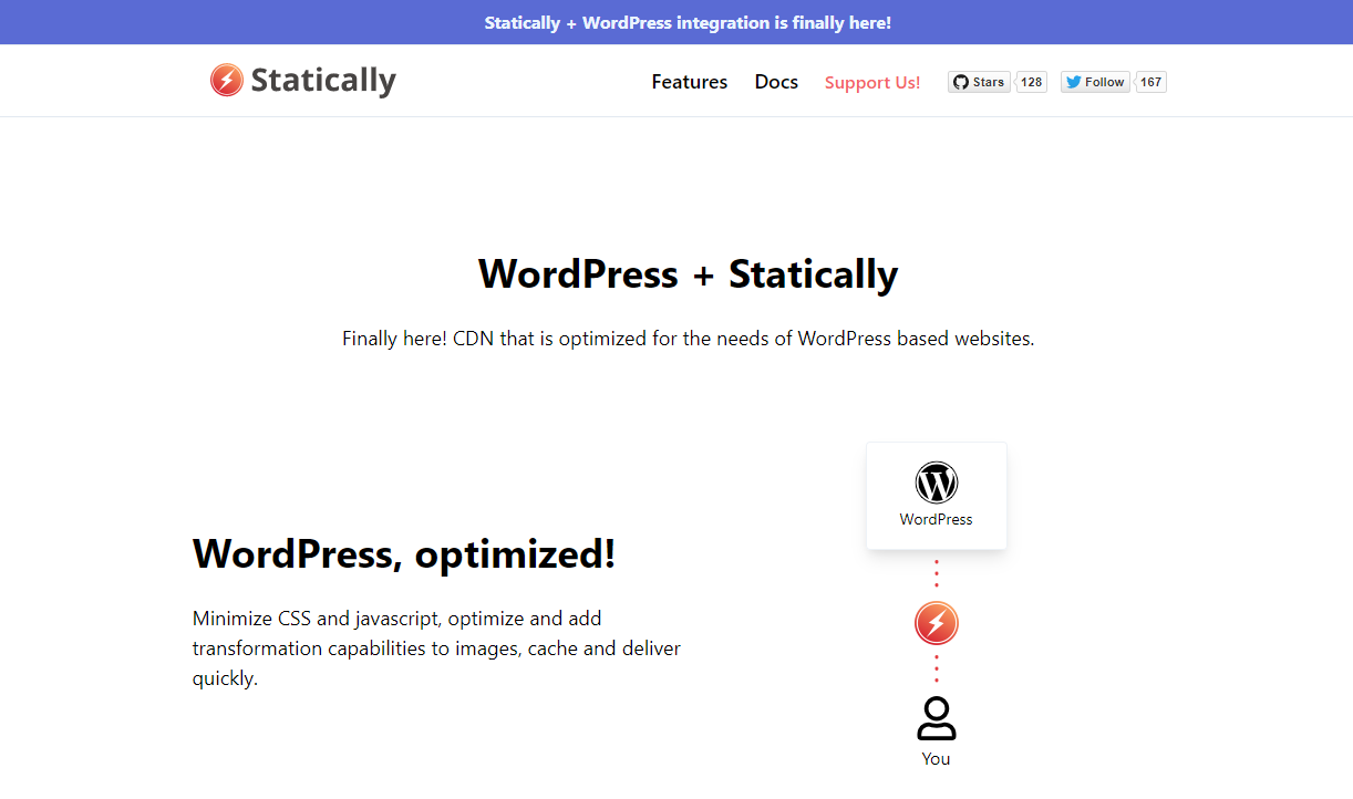 WordPress Statically Plugin