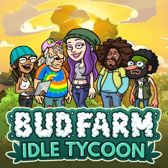 Bud Farm: Idle Tycoon (MOD Menu) APK Download