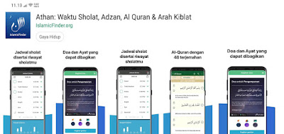 aplikasi adzan waktu sholat otomatis