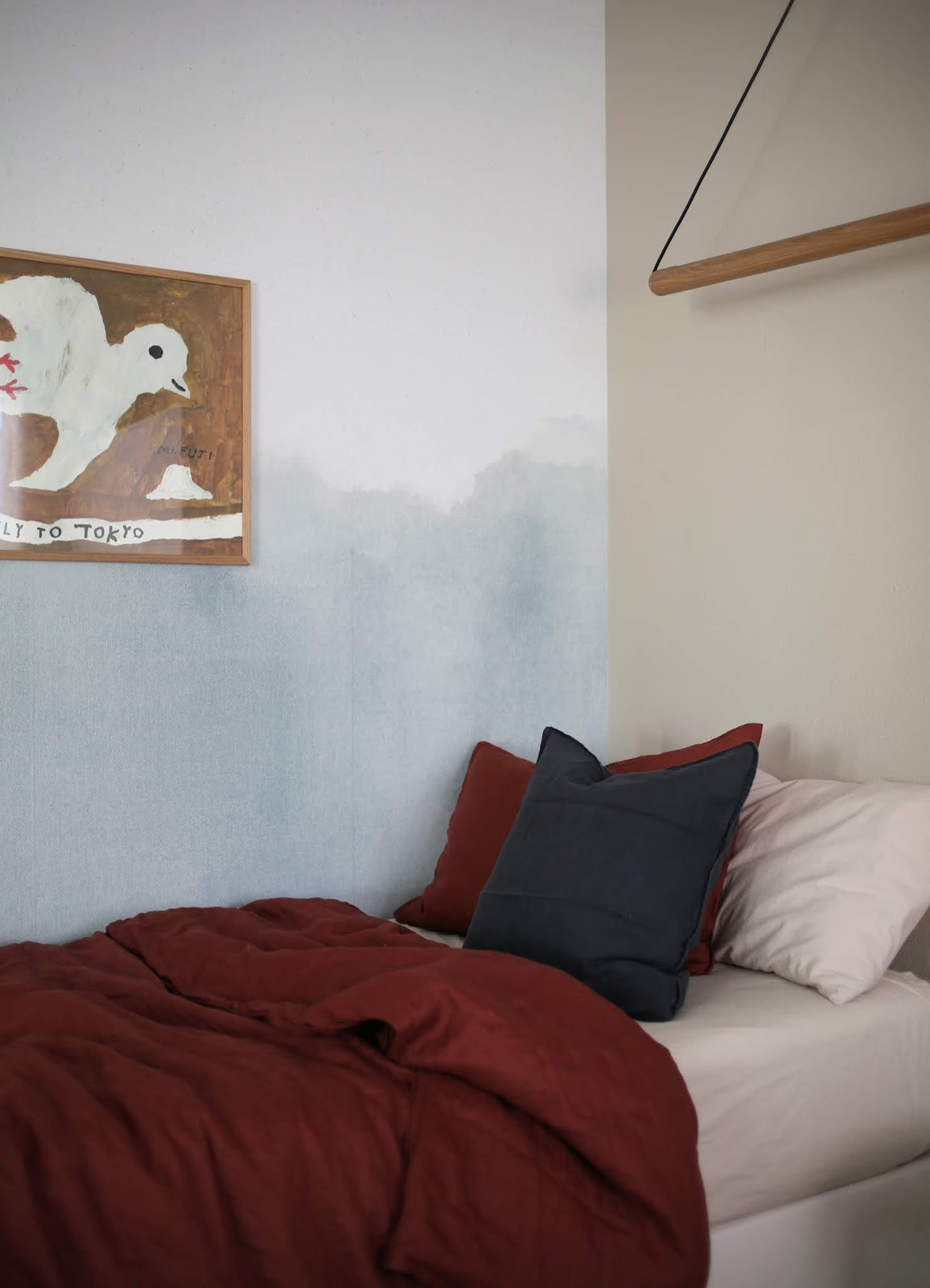 half off 72066 b29ac In partnership with Minted, I m sharing a  before   after , or more  accurately a  after   before  of my son s room using Minted s Wall Murals.