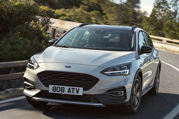 Nuevo Ford Focus IV Activ 2019