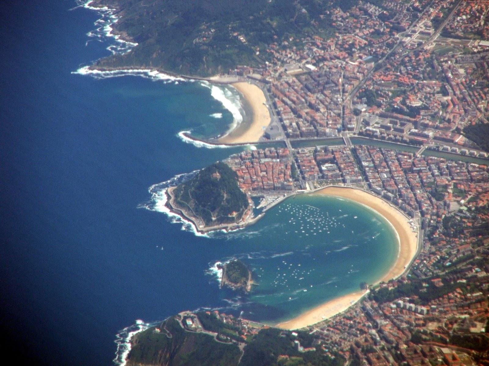 Costas de Iberia Donostia  San Sebastian