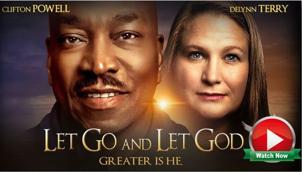 Let Go and Let God -Greater Is He