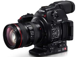 Canon EOS C100 Mark IIファームウェアのダウンロード