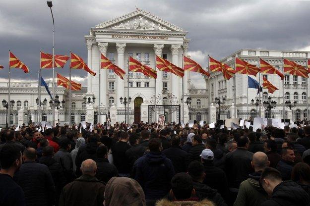 Σκόπια: Η αντιπολίτευση προβλέπει αποτυχία του δημοψηφίσματος