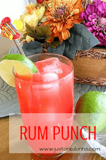 Rum Punch for a Party