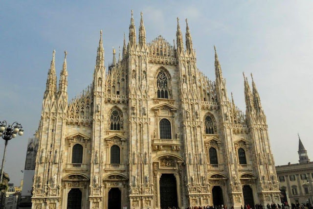 2 Days in Milan: Milan Duomo (Milan Cathedral)