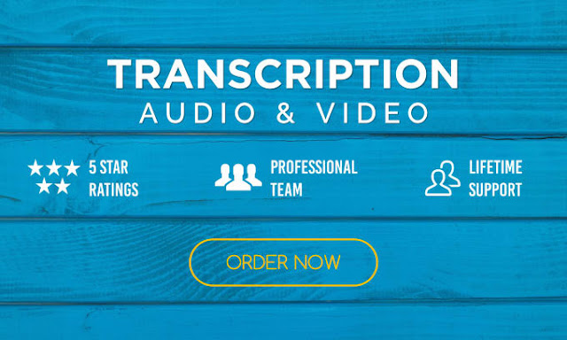 Perfecltty Transcribe your audio and video precisely - Writing & Translation - Transcripts