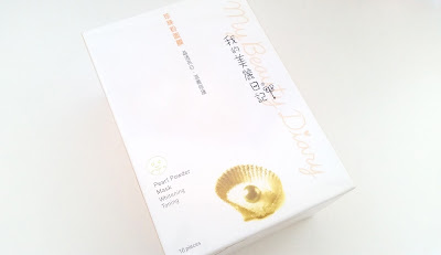 MBD Pearl Powder Masks