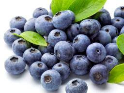 Blueberries health benefits, blueberries for antiageing