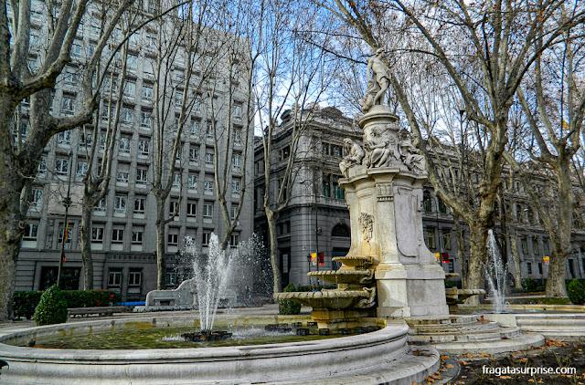 Paseo del Prado, Madri