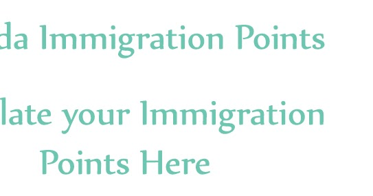 Aptech Visa - Immigration Consultant: Canada Immigration Points