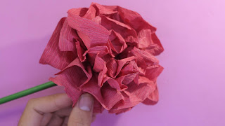 Hướng dẫn cách gấp hoa hồng bằng giấy đơn giản mà đẹp