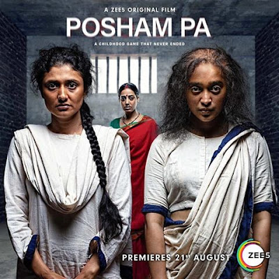 Posham Pa 2019 Hindi 720p WEB-DL 600MB ESubs