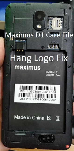 Maximus D1 Firmware Flash File