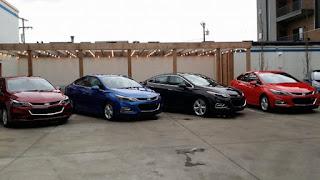 Chevrolet Cruze Cars