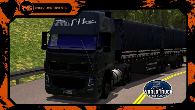 Volvo FH - Skins Volvo FH 09