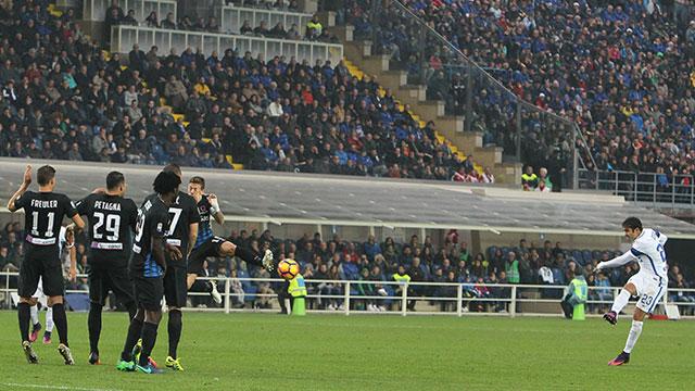 [Video] Cuplikan Gol Atalanta 2-1 Inter Milan (Liga Italia)