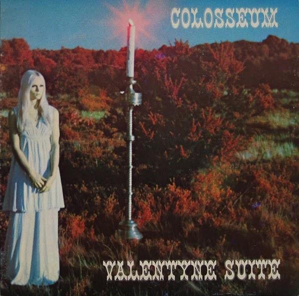 Colosseum - Valentyne Suite (1969, Rock Psicodélico, Prog, Jazz Rock)