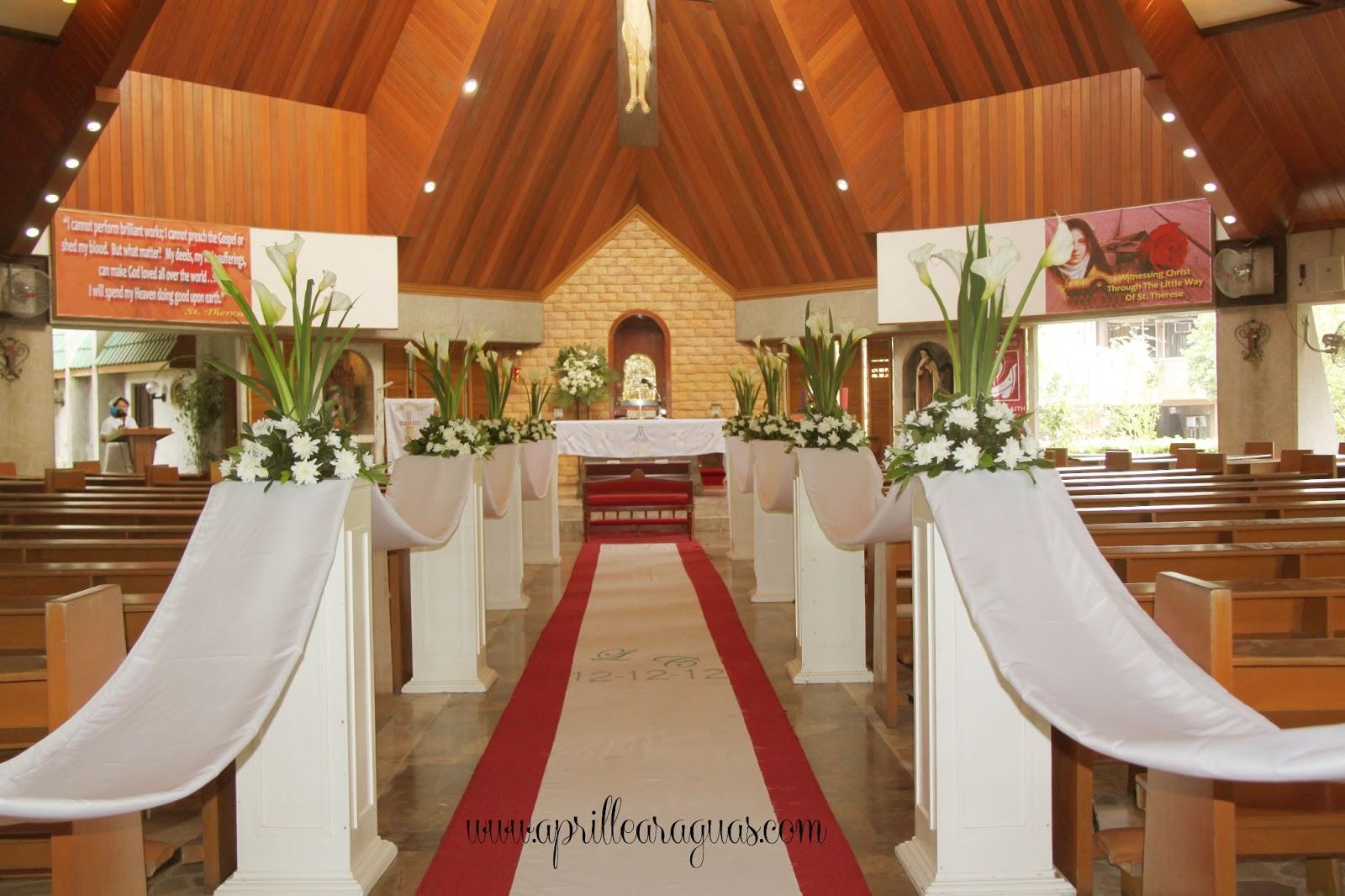 Aprille Araguas Designs Leo Cheryl Wedding