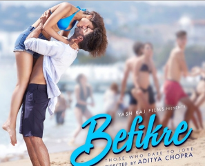 Befikre (2016) DVDScr Hindi Full Movie Watch Online Free