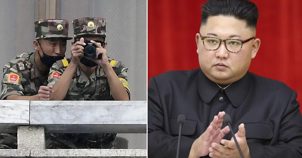 Kim Jong-un Unexpectedly Issues Apology For The Killing Of A South Korean Fisheries Minister Saying 'It Should Not Have Happened'