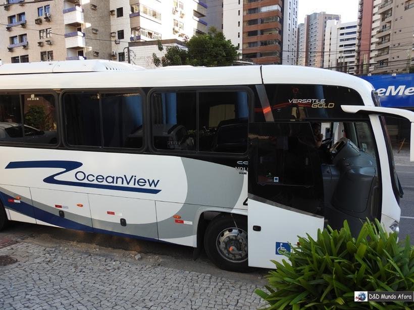 Ocean View Turismo em Fortaleza, Ceará