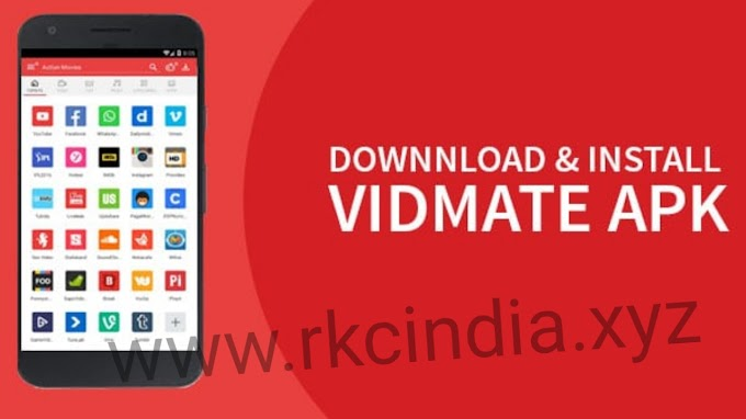 Vidmate app install | Download Vidmate Latest Version 2019 - RKC INDIA