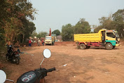 Sempat Tutup, Galian Tanah Ilegal di Desa Mekarsari Kembali Beroprasi, Ada Apa Nih?
