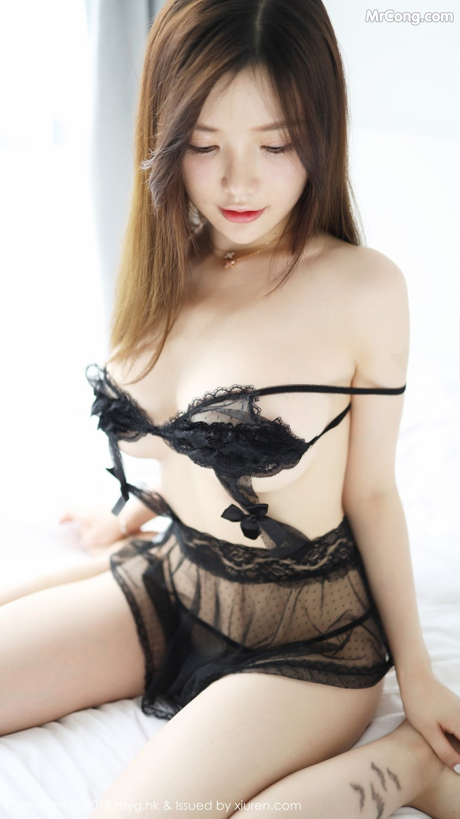 Image MyGirl-Vol.404-Mini-MrCong.com-005 in post MyGirl Vol.404: 糯美子Mini (48 ảnh)