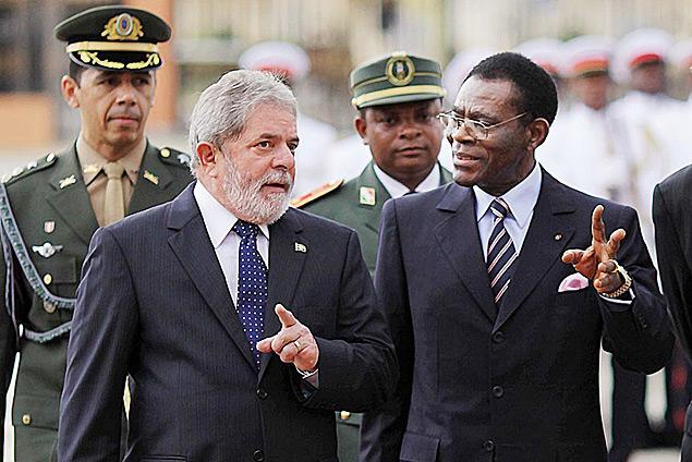 Lula é denunciado pela Lava Jato por lavagem de R$ 1 mi em negócio na Guiné Equatorial