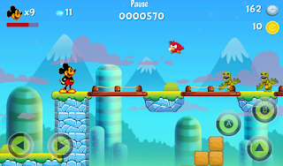 Download game Mickey Mouse - Mickey Adventure of World APK