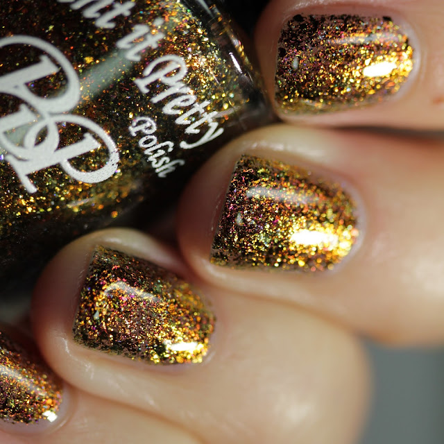 Paint It Pretty Polish Healing Quartz swatch by Streets Ahead Style