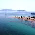 Ομορφιές της Ελλάδας:Το απόλυτο γαλάζιο στο εξωτικό Αγκίστρι[video]