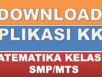 Aplikasi KKM Matematika SMP/MTs K-2013 Kelas 7