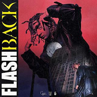 """Copertina del nuovo singolo """"Flashback"""" di Ghali."""