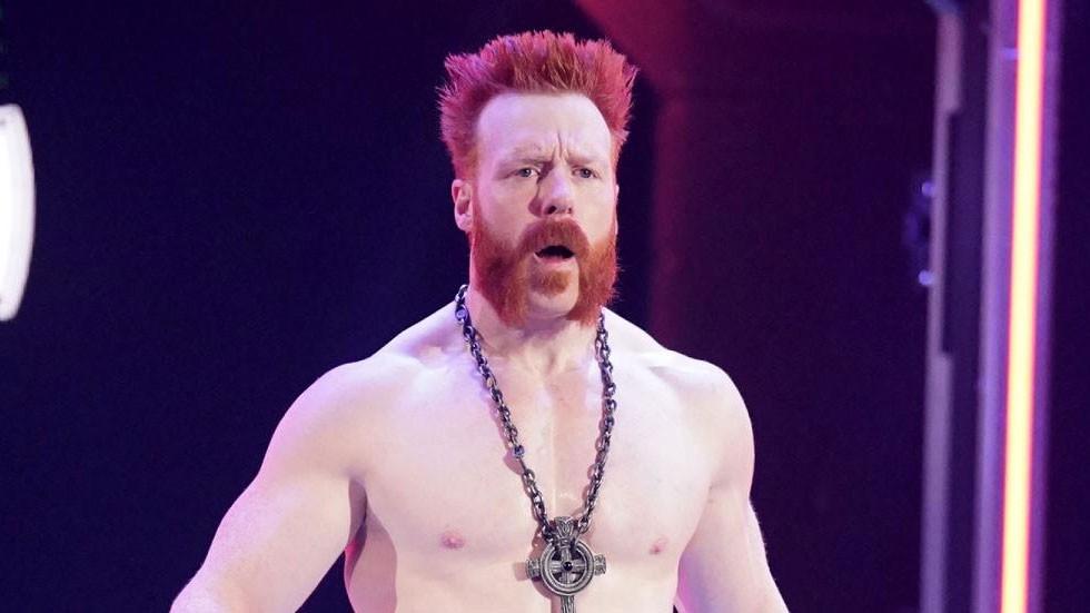 Sheamus deverá entrar na rota do WWE United States Championship