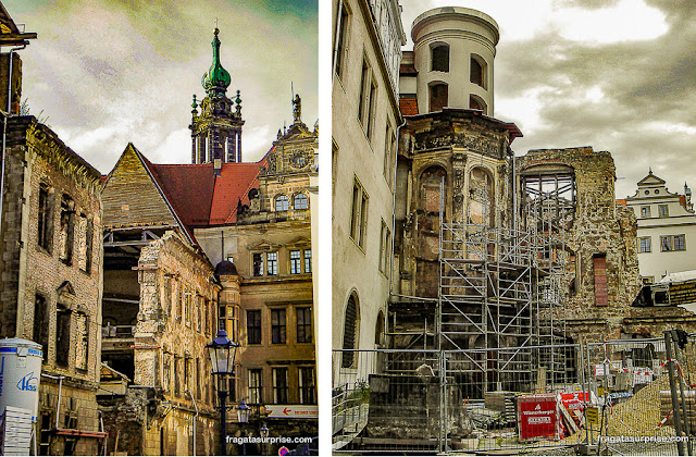 Restauração de Dresden, Alemanha