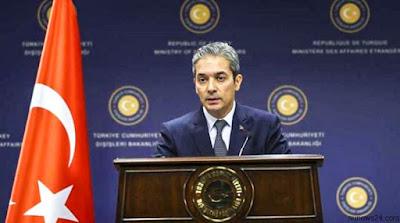 تركيا تتهم فرنسا بسحب ليبيا إلى الفوضى