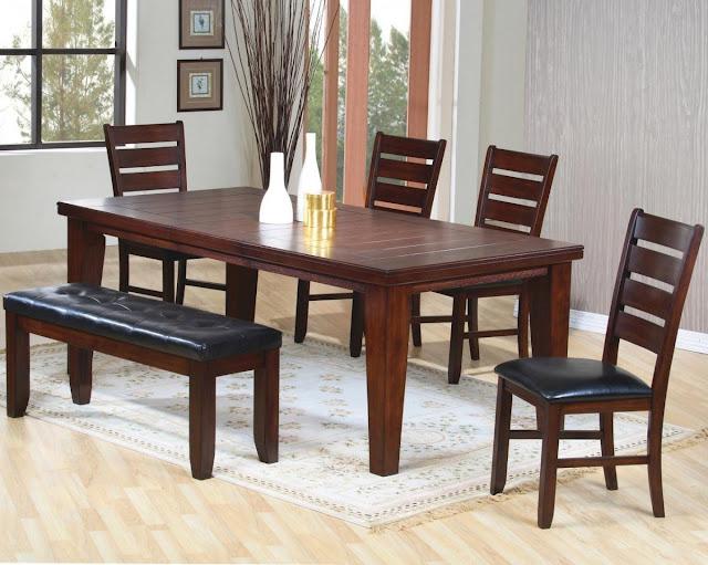 thiết kế bàn ghế gỗ đẹp