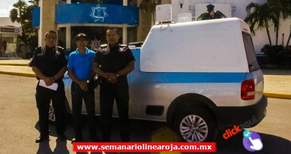 Policía de Playa del Carmen usará radares para localizar vehículos robados