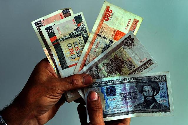 unificacion monetaria cuba, peso convertible
