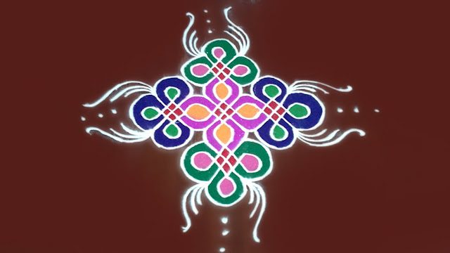 Diwali Rangoli Designs, Simple Rangoli Designs, Simple Rangoli Images