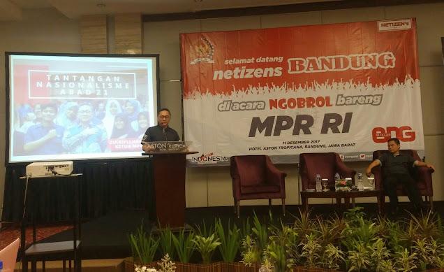 gathering netizen dan mpr